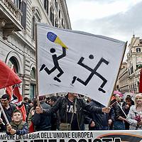 Presidio contro le violenze fasciste in Ucraina
