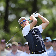 Ben Crane, USA, in action during the second round of the Travelers Championship at the TPC River Highlands, Cromwell, Connecticut, USA. 20th June 2014. Photo Tim Clayton