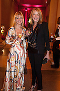 SIGRID WILKINSON; SUE WHITELEY, Chris Ofili dinner to celebrate the opening of his exhibition. Tate. London. 25 January 2010