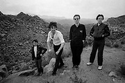 XTC band 1980 USA tour.