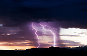 """Storm Chaser: Amazing photos that convey the awesome power and beauty of nature<br /><br />Storm chaser Mike Olbinski captures lightning, tornadoes and dramatic cloud formations in stunning images that convey the awesome power and beauty of nature.<br /><br />Photographer Mike Olbinski chases storms throughout his native Arizona and further afield, capturing lightning, tornadoes and dramatic cloud formations in images that convey the awesome power and beauty of nature. A new book, Storm Chaser, gathers 100 of his most breathtaking images. He says he had always been interested in storms and would travel thousands of miles every year, chasing the big supercells and tornadoes that appear on the central plains of the United States each spring. """"But in 2011 my life changed,"""" he says, """"On 5 July I received a text with a photo of a dust storm rolling into the Phoenix area from the southeast. The day before I had just started practising time lapse photography and when I heard about a dust storm heading my way, I grabbed my gear and headed to a parking garage down the street. I thought that a time-lapse of a dust storm over the city would really give people an idea of how large these things can be.<br /><br />""""As I pulled up to the top of the parking garage, my jaw dropped. The sky before me was unlike anything I'd ever seen. A massive wall of dust was headed my way. Not the normal dust storms you tend to see out here. No, this was like the end of the world. The wall was dense, thick and as tall as the clouds. It looked like a scene from the movie Independence Day. The National Weather Service would later say it was over 100 miles wide and a mile high.""""  The most amazing moment though for me was the day when I received a phone call from Al Gore's office, asking if they could use the footage in their climate change presentations. I was absolutely blown away.<br />mikes book is out now """"Storm Chaser by Mike Olbinksi"""", published by Pen & Sword Books.<br /><br />Photo shows: An """