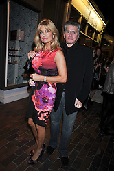 JILLY JOHNSON and ASHLEY BRODIN at the opening party for the new Gail Berry emporium at 187 New Kings Road, London SW6 on 30th September 2009.<br /> <br /> <br /> <br /> BYLINE MUST READ: donfeatures.com<br /> <br /> *THIS IMAGE IS STRICTLY FOR PAPER, MAGAZINE AND TV USE ONLY - NO WEB ALLOWED USAGE UNLESS PREVIOUSLY AGREED. PLEASE TELEPHONE 07092 235465 FOR THE UK OFFICE.*
