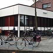Uitbouw cq ingang achterzijde Meentkerk