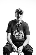 Allan Portnoy<br /> Army<br /> E-4<br /> Military Police<br /> Vietnam<br /> 1966 - 1967<br /> <br /> Veterans Portrait Project<br /> New York City, NY