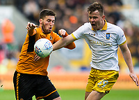 Football - 2017 / 2018 Sky Bet Championship - Wolverhampton Wanderers vs. Sheffield Wednesday<br /> <br /> Wolverhampton Wanderer's Matt Doherty at Molineux.<br /> <br /> COLORSPORT