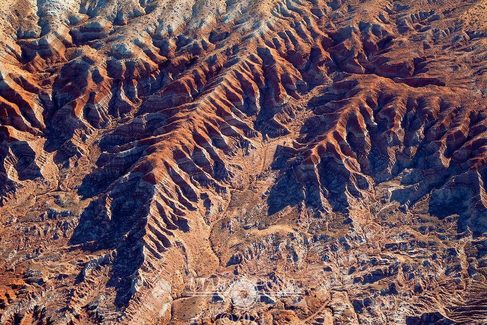 Erosion near Paria Canyon and US 89