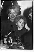 Jane GoldStaub and Tabatha Goldstaub at the Birthright Childrens Ball Sussex Place 19/12/88 .ONE TIME USE ONLY - DO NOT ARCHIVE  © Copyright Photograph by Dafydd Jones 66 Stockwell Park Rd. London SW9 0DA Tel 020 7733 0108 www.dafjones.com