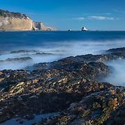 Misty Surf - Greyhound Point - Davenport, CA