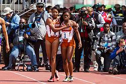 Penn Relayscollege women 100 meter hurdle championship,