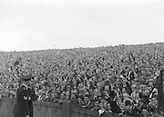 All Ireland Senior Football Championship Final, Kerry v Down, 25.09.1960, 09.25.1960, 25th September 1960, Down 2-10 Kerry 0-8, .Crowd controlled by Gardai, ..Referee  J Dowling (Offaly),.Captain  K  Mussen,.