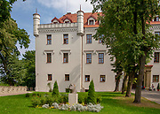 Zamek w Rynie.