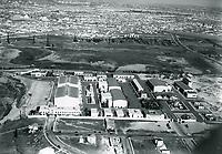 1931 Aerial of Fox Movietone Studios in West Los Angeles