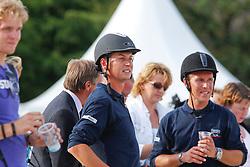 Hester Carl (GBR), Bosman Seth (NED)<br /> KWPN Paardendagen Ermelo 2010<br /> © Dirk Caremans