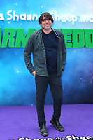 Alex James, A Shaun the Sheep Movie: Farmageddon - UK Premiere, Leicester Square, London, UK, 22 September 2019, Photo by Richard Goldschmidt