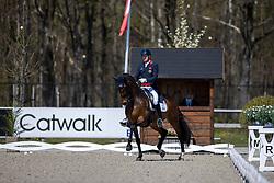 Hughes Gareth, GBR, Sintano Van Hof Olympia<br /> CDI 3* Opglabeek<br /> © Hippo Foto - Dirk Caremans<br />  23/04/2021