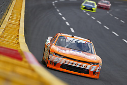 May 26, 2018 - Concord, North Carolina, United States of America - David Starr (52) brings his car through the turns during the Alsco 300 at Charlotte Motor Speedway in Concord, North Carolina. (Credit Image: © Chris Owens Asp Inc/ASP via ZUMA Wire)