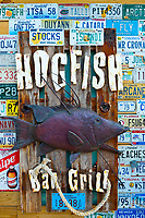 Hogfish Bar & Grill, Stock Island, Key West, Florida Keys, Florida USA