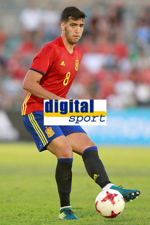 Spain's Merino during international sub 21 friendly match. September 1,2017.(ALTERPHOTOS/Acero)