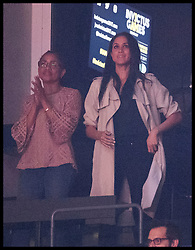 October 1, 2017 - Toronto, Canada - Image licensed to i-Images Picture Agency. 30/09/2017. Toronto, Canada.  Meghan Markle with her mother Doria Ragland at the closing ceremony of the  Invictus Games in Toronto, Canada.  Picture by Stephen Lock / i-Images (Credit Image: © Stephen Lock/i-Images via ZUMA Press)