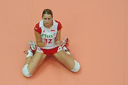 25-08-2010 VOLLEYBAL: WGP FINAL USA - POLAND: BEILUN NINGBO<br /> Milena Sadurek<br /> ©2010-WWW.FOTOHOOGENDOORN.NL