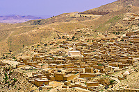 Village of Toujane, Tunisia