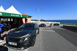April 20, 2017 - Monte Carlo, FRANCE - Monte Carlo Counrty Club (Credit Image: © Panoramic via ZUMA Press)