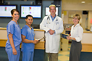 Hospital Emergency Room Staff