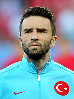 Uefa - World Cup Fifa Russia 2018 Qualifier / <br /> Turkey National Team - Preview Set - <br /> Gokhan Gonul