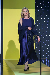 25.09.2015, Madrid, San Sebastian, ESP, San Sebastian International Film Festival, im Bild British actress Emily Watson receives the 2015 Donostia Award during the official ceremony // at 63rd Donostia Zinemaldia, San Sebastian International Film Festival in Madrid in San Sebastian, Spain on 2015/09/25. EXPA Pictures © 2015, PhotoCredit: EXPA/ Alterphotos/ Victor Blanco<br /> <br /> *****ATTENTION - OUT of ESP, SUI*****