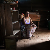 Juana, A Q'eqchi woman in Concepción Actelá, Alta Verapaz. World Renew is beginning to work in Concepción Actelá, through its Guatemalan partner ADIP.
