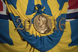 Atmosph‰re bei der Nobelpreisverleihung 2016 in der Konzerthalle in Stockholm / 101216 <br /> <br /> ***The annual Nobel Prize Award Ceremony at The Concert Hall in Stockholm, December 10th, 2016***