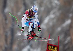 18.12.2013, Saslong, Groeden, ITA, FIS Ski Weltcup, Groeden, Abfahrt, Herren, 1. Traininglauf, im Bild Carlo Janka (SUI) // Carlo Janka of Switzerland in action during mens 1st downhill practice of the Groeden FIS Ski Alpine World Cup at the Saslong Course in Gardena, Italy on 2012/12/18. EXPA Pictures © 2013, PhotoCredit: EXPA/ Johann Groder