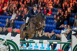 Thomas Gilles, BEL, Calleryama<br /> Jumping Mechelen 2019<br /> © Hippo Foto - Dirk Caremans<br />  26/12/2019