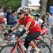 El Tour de Tucson 2011 finisher. Bike-tography by Martha Retallick.