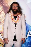 Aquaman Movie Premiere
