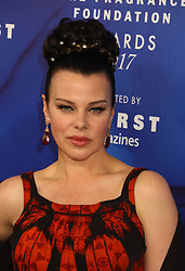June 14, 2017 - New York, New York, U.S. - Actress DEBI MAZAR attends the 2017 Fragrance Foundation Awards held at Alice Tully Hall in Lincoln Center. (Credit Image: © Nancy Kaszerman via ZUMA Wire)