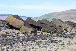 Moai, Aku Akahanga