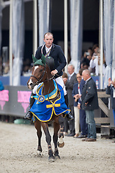 O Neill Gerard, IRL, Killossery Kaiden<br /> FEI World Breeding Jumping Championships for Young horses - Lanaken 2016<br /> © Hippo Foto - Dirk Caremans<br /> 18/09/16