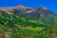 Snowmass Village (Aspen), Colorado USA.