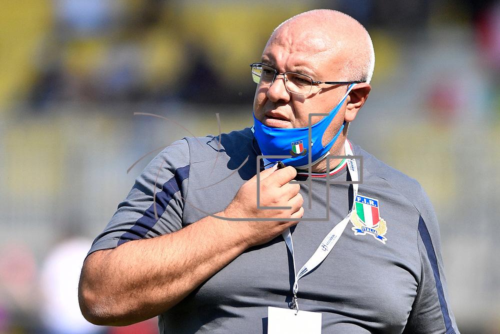 Parma 13/09/2021, Stadio S.Lanfranchi<br /> Qualificazioni Mondiali 2022<br /> Scozia vs Italia femminile<br /> <br /> Andrea Di Giandomenico