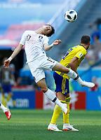 Jaesung Lee (Korea Republic)<br /> Nizhny Novgorod 16-06-2018 Football FIFA World Cup Russia  2018 <br /> Sweden - South Korea / Svezia - Corea del Sud <br /> Foto Matteo Ciambelli/Insidefoto