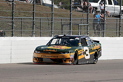 July 21, 2018 - Loudon, NH, U.S. - LOUDON, NH - JULY 21: Austin Dillon, Xfinity Series driver of the Bass Pro Shops / Cabela's Chevrolet (3), during the Xfinity Series Lakes Region 200 on July 21, 2018, at New Hampshire Motor Speedway in Loudon, New Hampshire. (Photo by Fred Kfoury III/Icon Sportswire) (Credit Image: © Fred Kfoury Iii/Icon SMI via ZUMA Press)