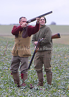 Wickfield & Weston Shoot  8th January 2011