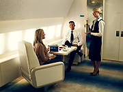 Rockwell Collins Boeing 787 Lifestyle shoot.