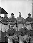 1953 - League of Ireland at Milltown Park, Limerick City v Shamrock Rovers