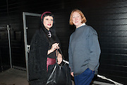 PRINCESS JULIA; MARGOT HENDERSON, Nicola Tyson exhibition of photographs: Bowie Nights at Billy's Club London 1978. Sadie Coles HQ. 9 Balfour Mews, London W1. 25 January 2013.