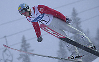20011201 LILLEHAMMER: World Cup Nordic Combined. verdenscup kombinert. Michael Gruber, Østerrike.
