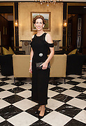Hildegarde Naughton TD  at the Gorta Self Help Africa Annual Ball in Hotel Meyrick Galway City. Photo: Andrew Downes, XPOSURE.