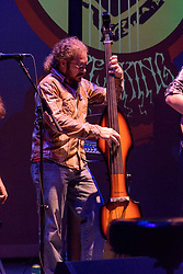 Dan Crea with acoustically speaking opening for The Gracia Project. The Ridgefield Playhouse on June 27, 2015.