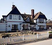 The Anchor pub and restaurant, Walberswick, Suffolk